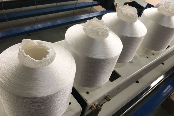 Embroidery Thread Package Dyeing Soft Winding
